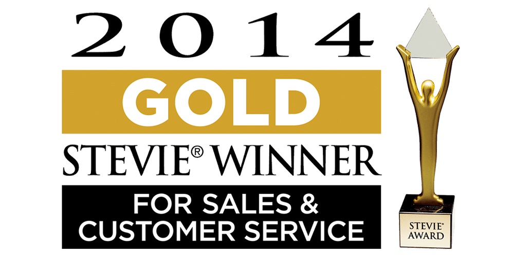 Sundance Vacations Wins 2014 Gold Stevie® Award for Sales & Service
