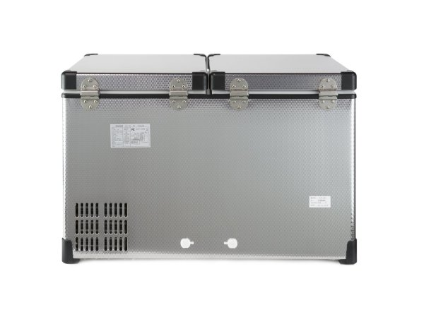 portable chest cooler, portable chest refrigerator, portable fridge freezer, portable chiller,