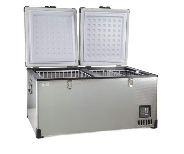 portable chest cooler, portable chest refrigerator, portable fridge freezer, portable chiller, SD-90,SCD-90