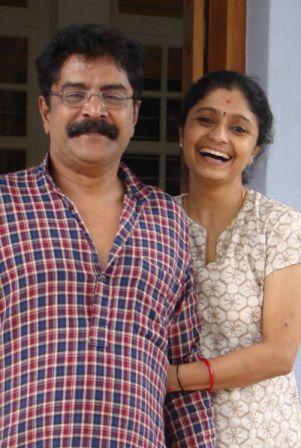 Prabha and Murali of Sundara Mahal