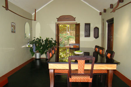 View of The Dining Room