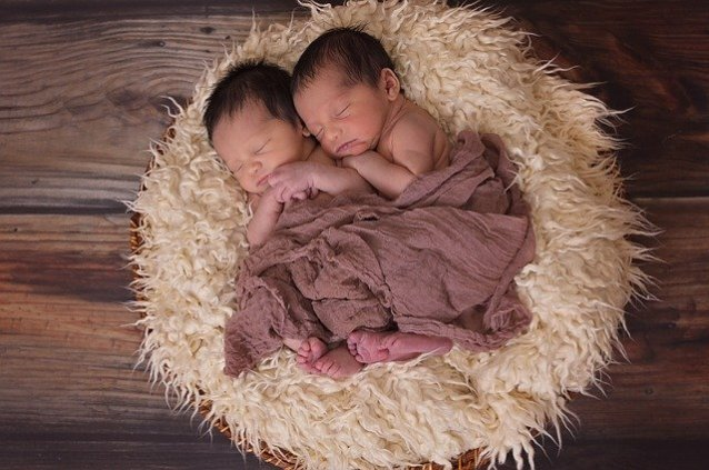 twins infants