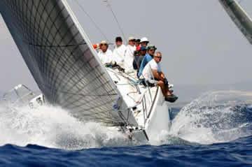 Alquiler de veleros de regata