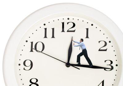 株式市場の時間と値動き