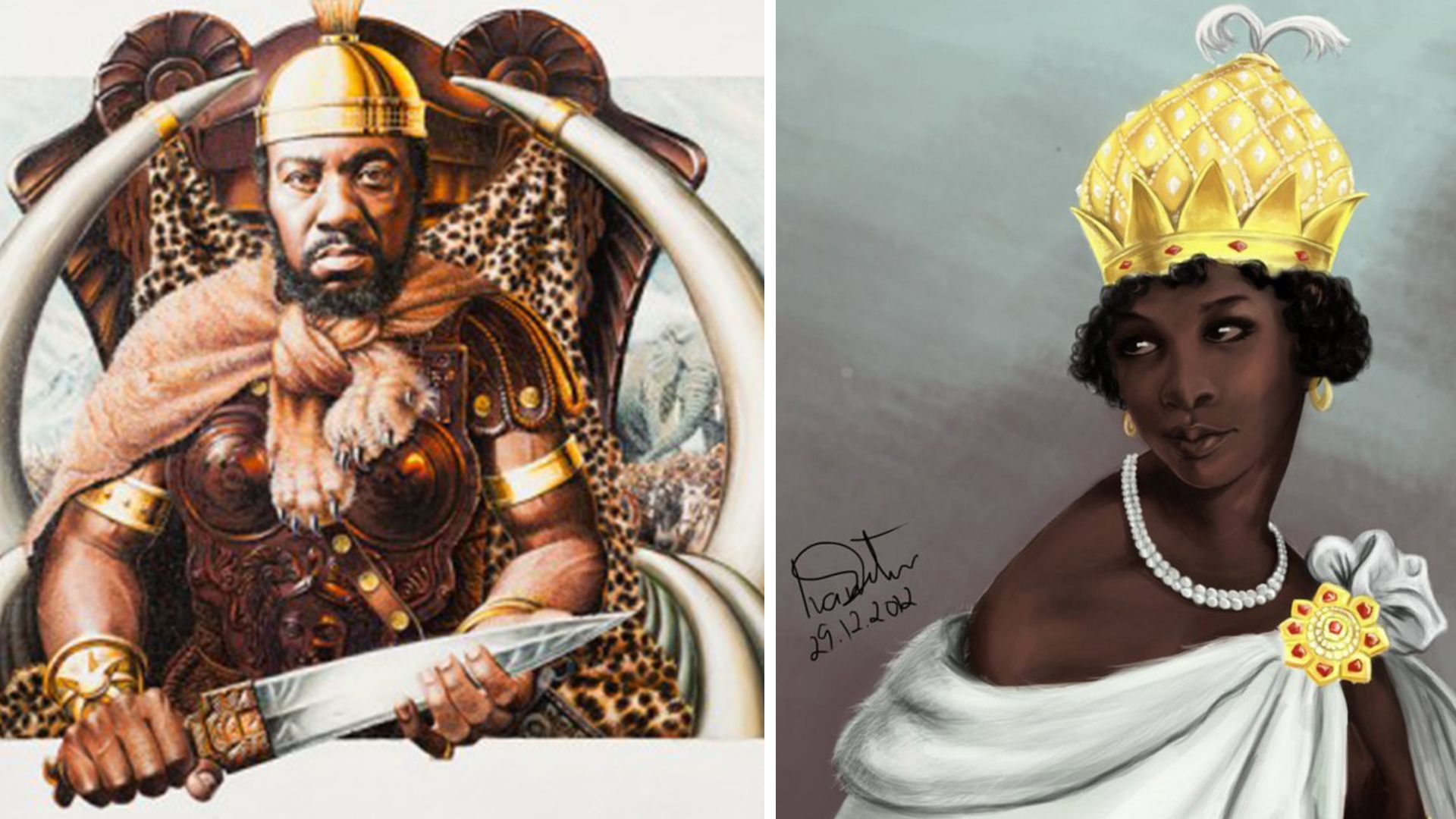 Sunday Adelajas Blog 9 Great African Kings and Queens