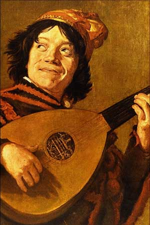 The Jester - Judith_Leyster
