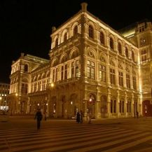 The Vienna Opera House