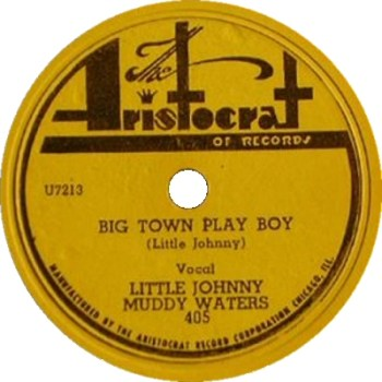 Little Johnny Jones: Big Town Playboy 78
