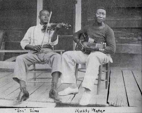 Muddy Waters & Son Sims