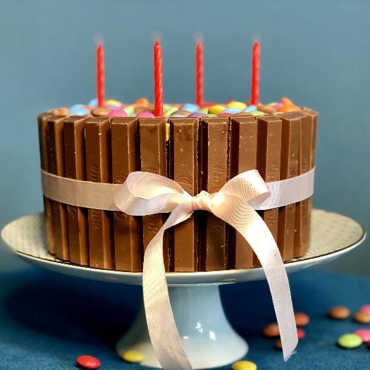 Smarties Geburtstagskuchen_6