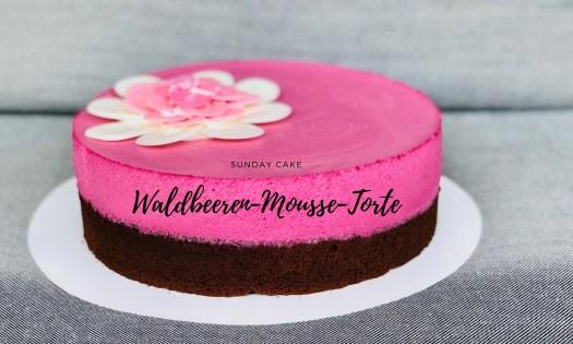 Waldbeeren-Mousse-Torte