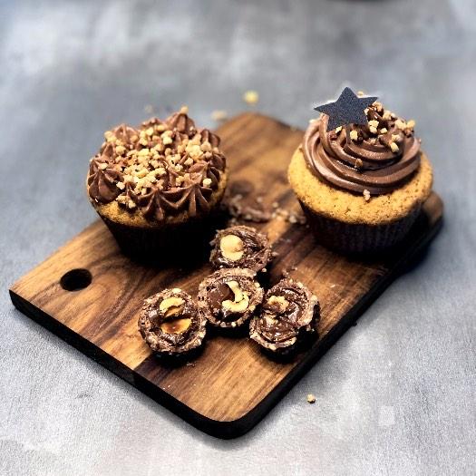 Rocher Cupcakes_4