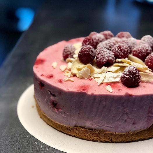 Himbeer-Wackpudding-Torte 3