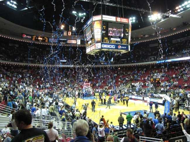 Guia completo de Orlando - O que fazer além dos parques Amway Arena