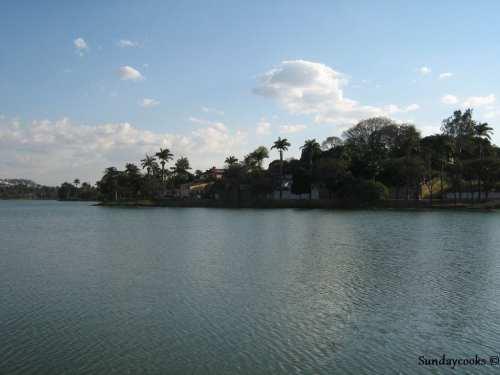 lagoa da pampulha BH