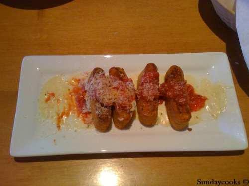 Olive Garden italian restaurant utah sandy usa eua lasagna fritta