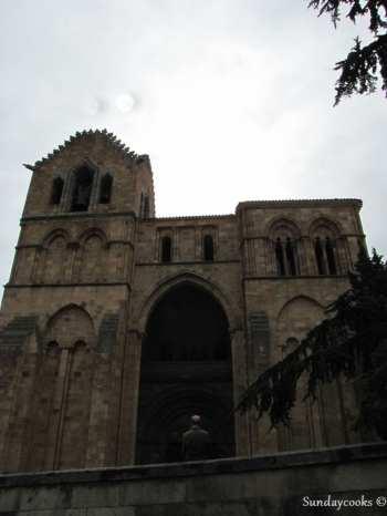 basilica de san vicente ávila