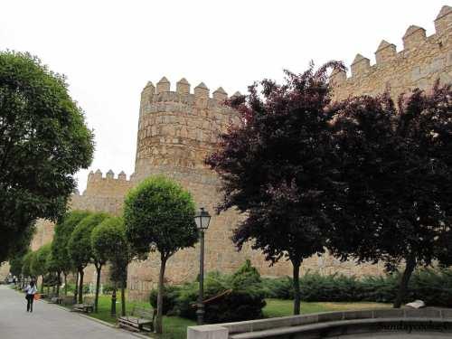 muralhas medievais de ávila