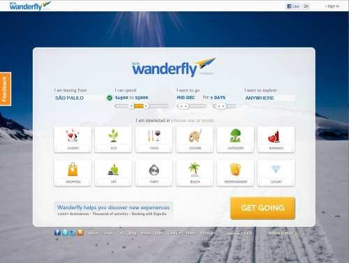 wanderfly inspiracao viagem travel