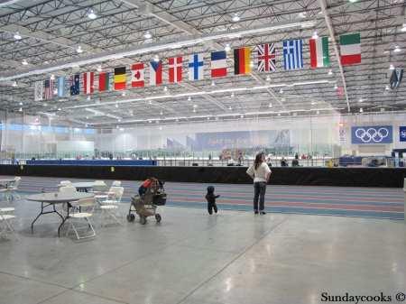 utah olympic oval olimpíadas de inverno 2002