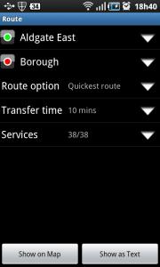 London Underground Free app