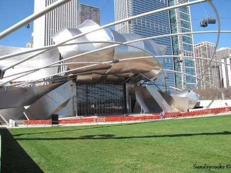 Pavilion Chicago