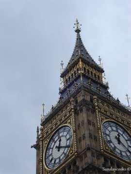 Eu coraçãozinho Londres