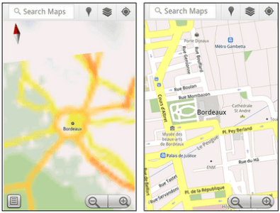 download de area do mapa google maps offline cache