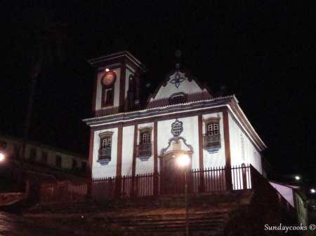 Igreja São Francisco de Assis diamantina