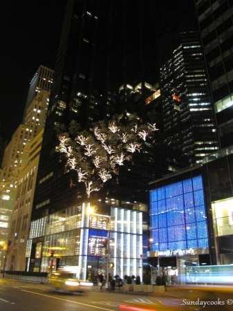Nova York de noite