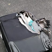 Vale a pena embalar as malas - mala estragada
