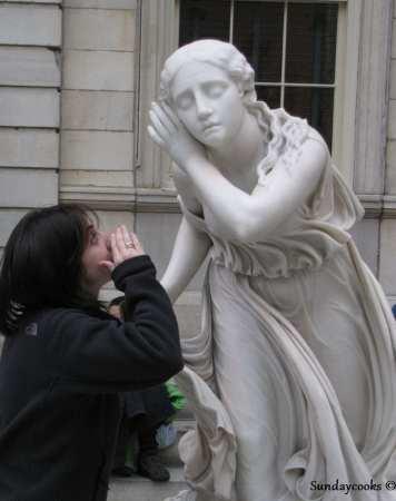 Metropolitan Museum Nova York - cochichando