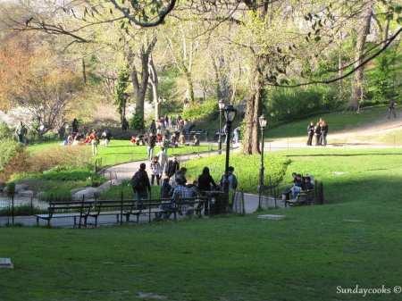 Roteiro de Nova York - Central Park