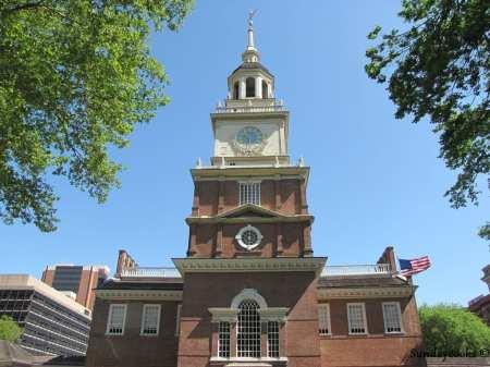 Dicas da Philadelphia - Relógio