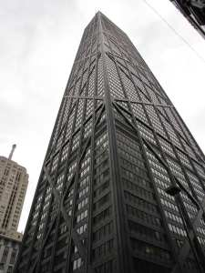 Compras em Chicago - John Hancock Center