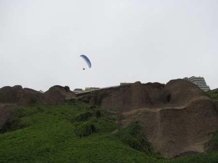 Lima - parapente