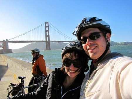 Roteiro de bicicleta por São Francisco - parada 1