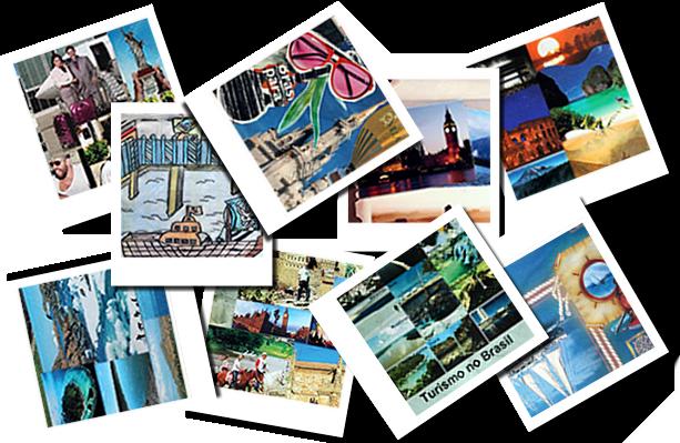 viagens e cadernos