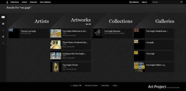 Google Arts Project