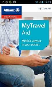 MyTravelAid da Allianz