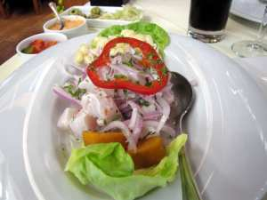 Restaurantes de Lima: Brujas de Cachiche - cebiche