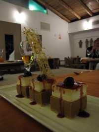 Restaurantes de Lima: Pescados Capitales - sobremesa