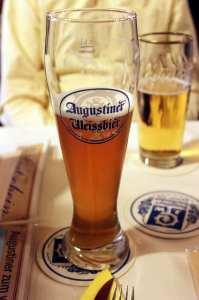 Augustiner Munique - Augustiner Weissbier