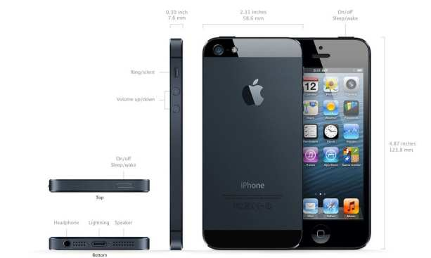 Vale a pena comprar o iPhone 5 - Detalhes