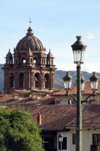 Boleto religioso de Cusco - Basílica da Catedral de Cusco