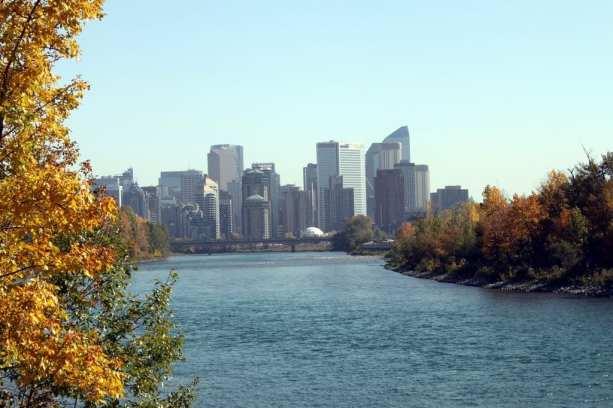 Explore Canada - Calgary Skyline
