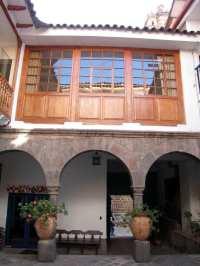 Onde ficar em Cusco - Interior do Loreto Boutique Hotel