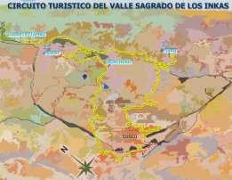 Boleto Turístico de Cusco - Circuito 3