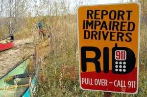 CanoeSki - Não tentem beber e dirigir, alguém pode lhe dedurar