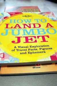 Livros para presentear - How to land a jumbo jet